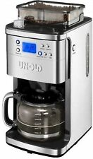 UNOLD Coffee Maker Grinder 1.5 Litre 1050 W Stainless Steel/Black