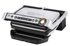 Tefal GC702D Optigrill Electric Grill 2000W Stainless Steel