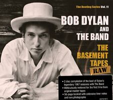 BOB DYLAN AND THE BAND THE BASEMENT TAPES RAW BOOTLEG SERIES VOL.11  DOPPIO CD