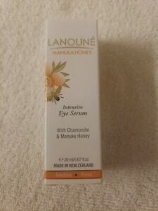 Lanoline Manuka Honey Intensive Eye Serum with Chamomile 0.67 oz
