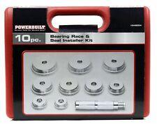 Powerbuilt Bearing Race and Seal Installer Kit 948004
