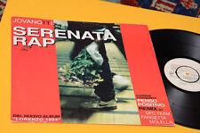 """JOVANOTTI 12"""" REMIX FARGETTA SERENATA RAP 1° ST ORIG 1994"""