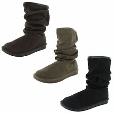 Skechers Medium Width (B, M) Slouch Boots for Women