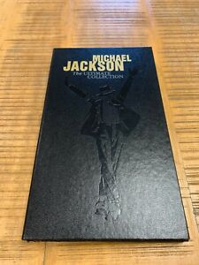 Michael Jackson - The Ultimate Collection (4 CD & DVD Box Set 2004) near MINT