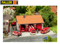 Faller N 222209 Feuerwehrgerätehaus - NEU + OVP
