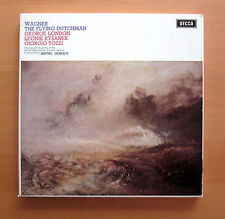 Wagner The Flying Dutchman London Rysanek Dorati 3xLP Decca 2BB 109/11 EXCELLENT