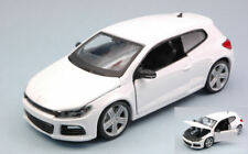 Volkswagen VW Scirocco R 2014 White 1:24 Model 21060W BBURAGO