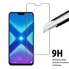 For Huawei Honor 8X Tempered Glass Screen Protector - CRYSTAL CLEAR 2PCS