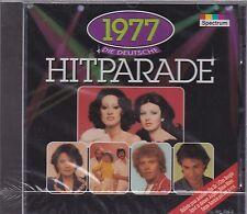 Die Deutsche Hitparade 1977  *CD* Spectrum 551094-2   NEU&OVP-VERSCHWEISST!
