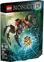 BNIB Lego Bionicle 70790 LORD OF SKULL SPIDERS - ✴ New and still sealed ✴