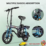 14~20'' Folding Electric Bike Ebike Bicycle for Adults 20Mph W/ 48V/36V Battery