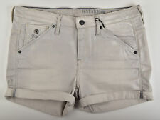G-STAR RAW, Motor 5620 Short Wmn, Metallic Super Stretch, Gr. W34 Neu !!!