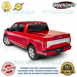 Undercover UC2168L-RR Elite LX For 2015-2019 Ford F150 6.5ft Bed