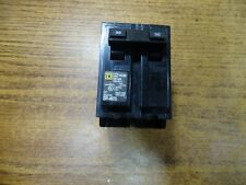 Square 10 kA 120/240 V Dp-4075 Homeline Miniature Double Pole Circuit Breaker