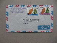 SINGAPORE, PPC to Belgium 2010, stamp bird kingfisher