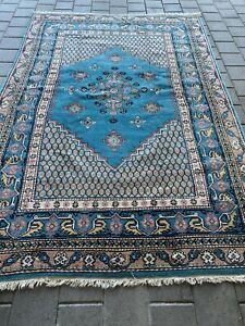 antico-swiss Beautiful Antique iMOROCCAN rug  5`8 x  8`6 ft
