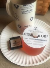 Memolub Replacement Kit  with Battery Pack PLI Mobil SHC-634 New In Box Part Q