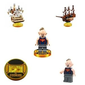 Lego Dimensions Level Pack 71267 Goonies Sloth One-Eyed Willy Skeleton Organ