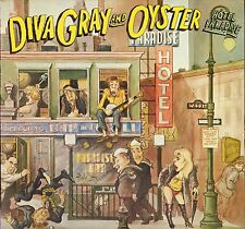 """DIVA GRAY AND OYSTER """"HOTEL PARADISE"""" SOUL JAZZ FUNK LP 1979 CBS 36265"""