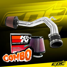 99-05 VW Jetta GLS/GLX/GLI V6 2.8L Polish Cold Air Intake + K&N Air Filter