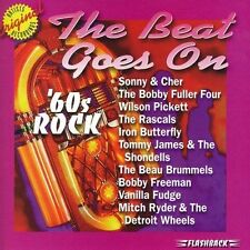 '60s Rock: The Beat Goes On by Various Artists (CD, Jun-1997, Rhino Flashback (…