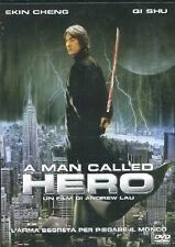 A Man Called Hero (1999) DVD