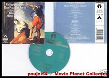 """VERDULOT """"Missa Philomena Praevia"""" (CD) Longhini 1996"""