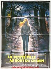 LA PETITE FILLE AU BOUT DU CHEMIN Affiche Cinéma / Movie Poster JODIE FOSTER