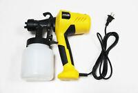 800ML Electric High-pressure Paint Sprayer Home DIY Tool Spray Gun Machine
