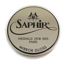 Saphir Médaille D'Or Miroir Brillant 75ml Noir, Neutre, Noir Marron Et Bordeaux