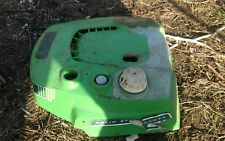 Vintage Lawnboy F series gas tank with cap and primer
