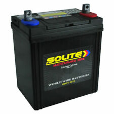 12v NS40ZAL SOLITE M/F BATTERY 380CCA COROLLA EARLY LASER