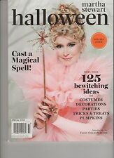 martha stewart halloween magazine 2013 special issue 125 bewitching ideas