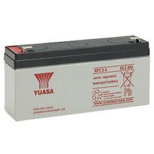 Alarme Cambrioleur Batterie 6v 2.8 Ah Yuasa NP2.8-6, Y3.2-6