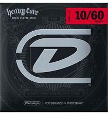 Dunlop DHCN1060-6 - Jeu de cordes guitare électrique - Heavy Core 10-60