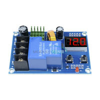 Lead-acid Battery Charging Controller Protection Board Switch XH-M604 12V/24V