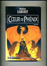 Mathieu Gaborit # COEUR DE PHÉNIX # Michael Whelan 2003
