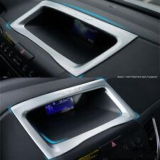For Honda CR-V CRV 2012-2016 Decor ABS Matte Dash Navi Panel Cover Trim Frame