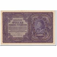 [#620421] Banknote, Poland, 1000 Marek, 1919, 1919-08-23, KM:29, AU(50-53)