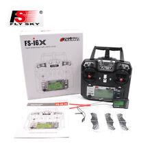 Flysky FS-i6X 10CH 2.4G RC Transmitter With iA10B Receiver for RC Car Quadcopter