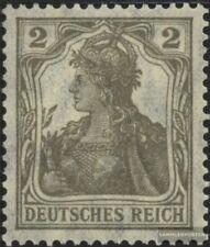 Duits Empire 102x Vrede Rubber postfris MNH 1918 Germania
