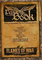 Das Book: Rules of Engagement for the Frontline - FLAMES OF WAR - 9780986451461