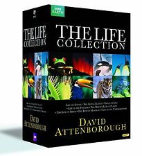 """THE LIFE COMPLETE COLLECTION DAVID ATTENBOROUGH 24 DISC DVD BOX SET R4 """"NEW"""""""