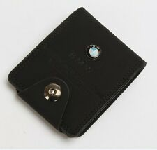 Men's Black Bi-Fold BMW wallet. NEW DESIGN. REDUCED TILL LISTING ENDS. XMAS SALE