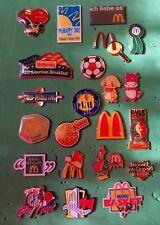 22 McDonald's Pins