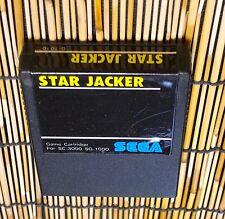 SEGA SG-1000 SC-3000 STAR JACKER- JAPAN JP