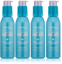 L'Oreal EverPure Sulfate Free Repair & Defend Lotion, 4.2 Oz (4 Pack)
