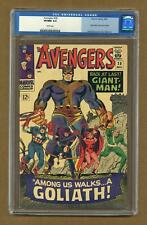 Avengers #28 CGC 9.0 1966 0062721014 1st app. The Collector