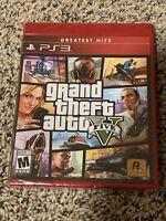 Grand Theft Auto V GTA 5 [Sony PlayStation 3 2013] PS3 **Brand New / Sealed**