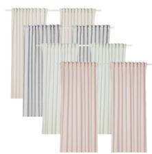 Fantastisch IKEA HANNALILL Vorhang 2er SET Gardine 2 X 145x300cm Rosa Vorhänge  Gardinenpaar